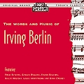 Words and Music Of Irving Berlin