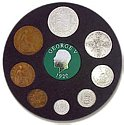 1920 Commemorative Coin Set