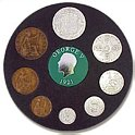 1921 Commemorative Coin Set