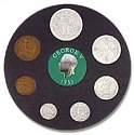 1933 Commemorative Coin Set