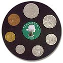 1960 Commemorative Coin Set