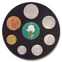 1961 Commemorative Coin Set