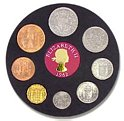1962 Commemorative Coin Set