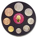 1963 Commemorative Coin Set