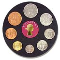 1965 Commemorative Coin Set