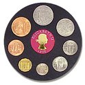 1966 Commemorative Coin Set