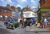 High Street 1950s - Kevin Walsh