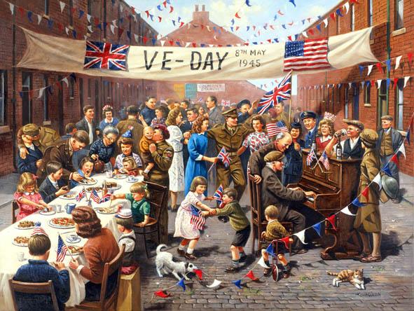 File:VE Day - Germany Surrenders.jpg - Wikipedia