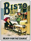 Bisto Kids  the Course (Postkarte)
