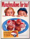 Munchmallows (Carte Postale)