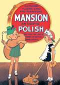 MANSION POLISH POSTCARD