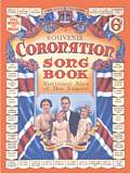CORONATION SONGBOOK (Carte Postale)