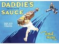Daddie`s Sauce (Boy with sauce) Postcard