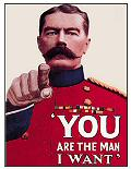 YOU ARE THE MAN (Carte Postale)
