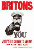 KITCHENER NEEDS YOU POSTCARD
