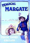 Post Card  Magic Margate
