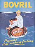BOVRIL PREVENTS SINKING (Carte Postale)