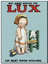 Lux Won�t Shrink - Mabel Lucie Attwell