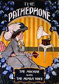 (Postkarte)  The Pathephone