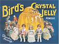 BIRD`S JELLIES (Postkarte)
