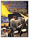 ROYAL MARINES (Postkarte)