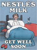 NESTLE GET WELL SOON (Carte Postale)