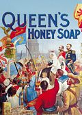 Postkarte - QUEEN`S SOAP POSTCARD