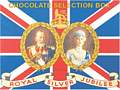 ROYAL JUBILEE CHOCOLATES (Postkarte)
