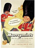 Postcard - Murray Mints