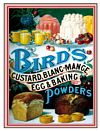 BIRDS CUSTARD POSTCARD