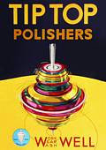 Carte Postale - Post Card  Tip Top Polishers