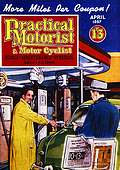 Post Card  Practical Motorist & Motor Cyclist