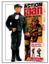 ACTION MAN (Carte Postale)