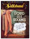 LIQUID STOCKINGS (Carte Postale)