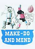 MAKE DO & MEND (Postkarte)