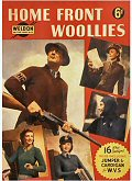 Postcard - Home front woollies
