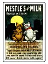NESTLE CATS MAGNET