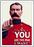 YOU ARE THE MAN FRIDGE MAGNET