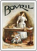 BOVRIL WHERE? FRIDGE MAGNET