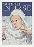 NURSE FRIDGE MAGNET
