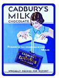Magnet - Cadburys Milk Chocolate