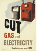 Magnet - Cut Gas & Electricity