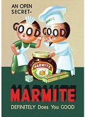 Large Steel Sign - Marmite (Does You Good)