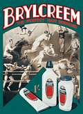 BRYLCREEM STEEL SIGN