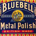 Single Coaster - Bluebell Metal Polish