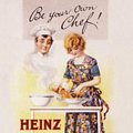 Single Coaster - Heinz (Be your own chef!)