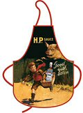 HP Sauce Cotton Apron