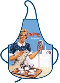 Typhoo Tea Cotton Apron