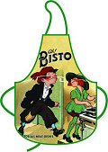 Ah Bisto Cotton Apron