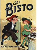 Ah! Bisto Tea Towel